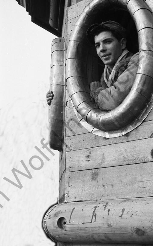 Liebfrauenkirche: Gute Aussichten, Heinrich Wolf Fotograf Archiv Koblenz