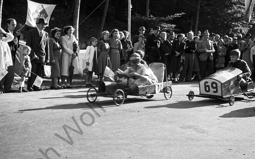 Heinrich Wolf Seifenrennen in Koblenz