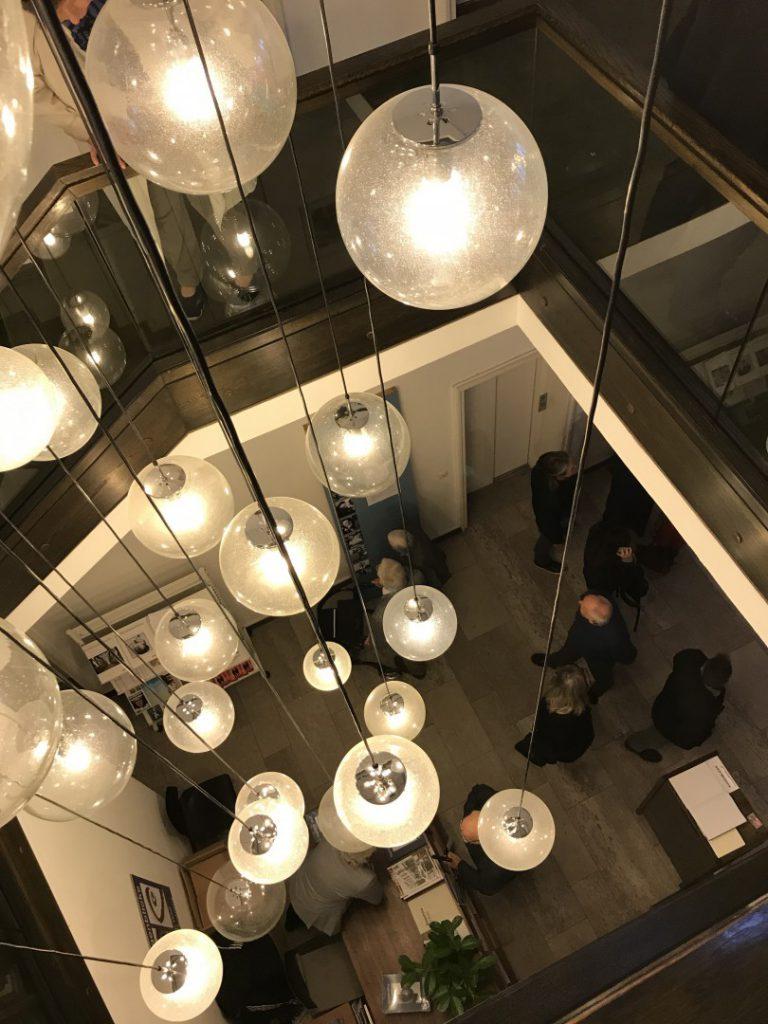 Vernissage Ausstellung Augenblicke Heinrich Wolf Koblenz Haus Metternich Münzplatz