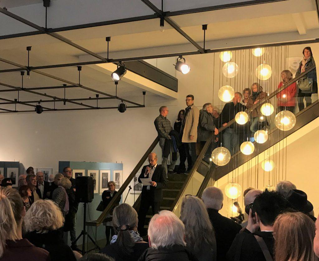 Vernissage Ausstellung Augenblicke Heinrich Wolf Koblenz Haus Metternich Münzplatz Michael Wolf
